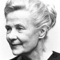 Photo of Alva Myrdal