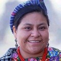 Photo of Rigoberta Menchu